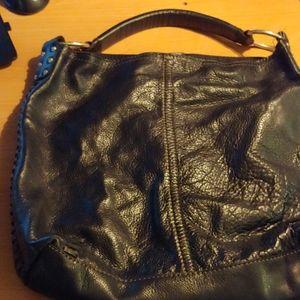 Black Lucky Brand hobo bag